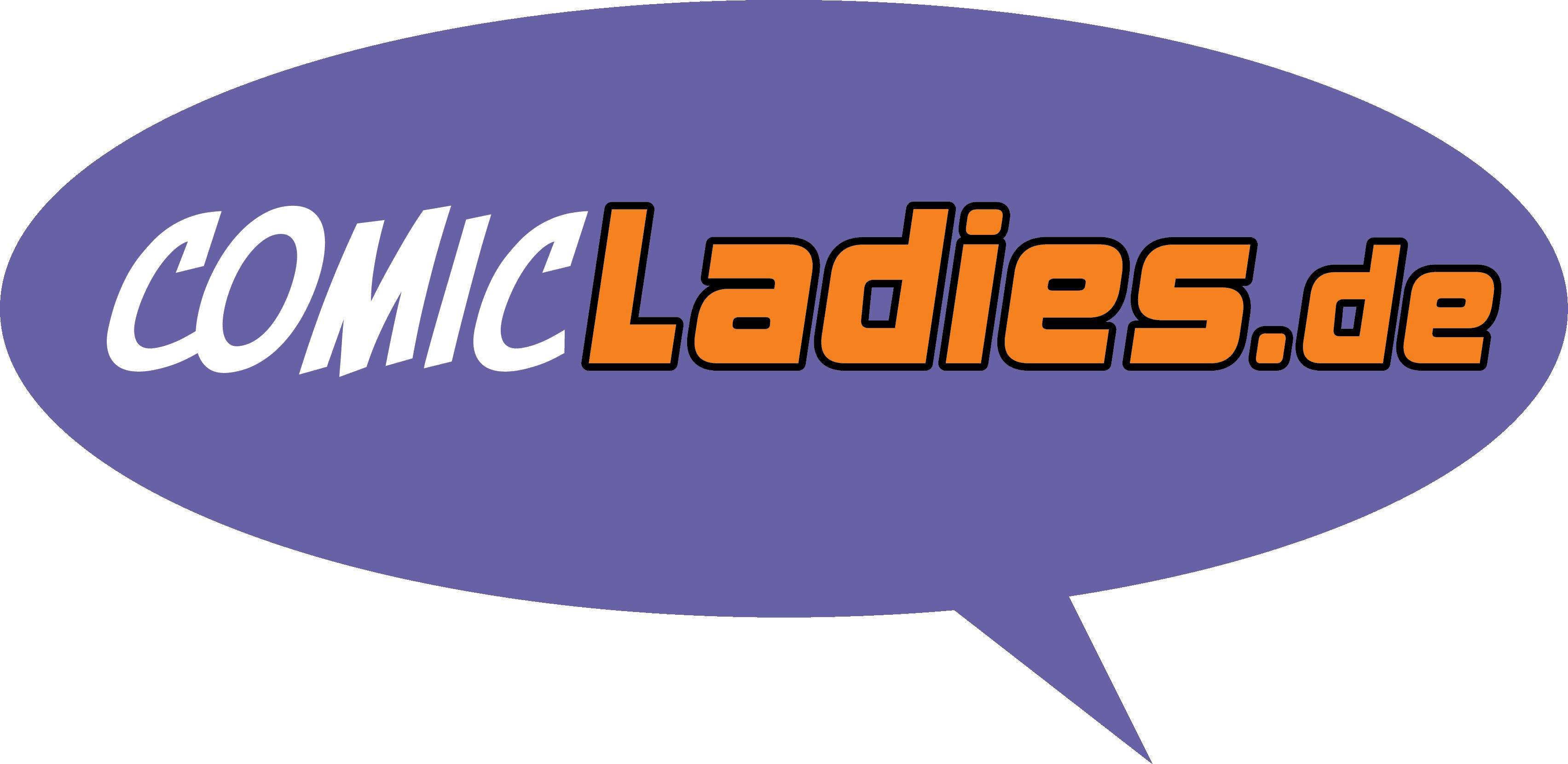 Comicladies.de - Logo